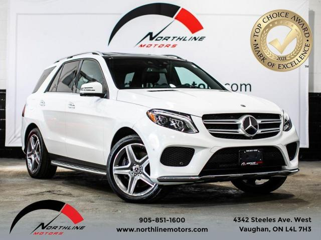 2018 Mercedes-Benz GLE GLE400 4MATIC/AMG Sport/Navigation/Pano Roof