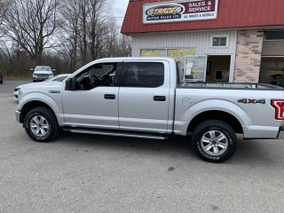 Used 2015 Ford F-150 XLT for sale in Morrisburg, ON