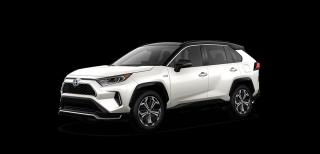 New 2021 Toyota RAV4 Prime SE for sale in Hamilton, ON