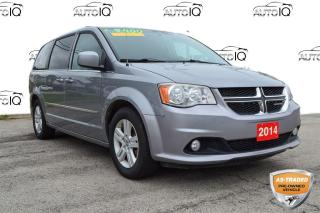 Used 2014 Dodge Grand Caravan CREW 7 PASSENGER for sale in Grimsby, ON