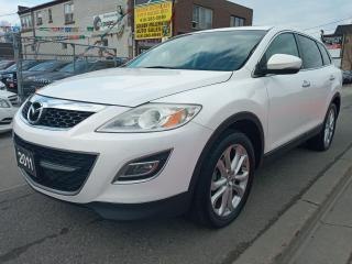 Used 2011 Mazda CX-9 GT-7SEATS-AWD-NAVI-BK UP CAM-BLUETOOTH-AUX-ALLOYS for sale in Scarborough, ON