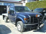 Photo of Blue 2009 Ford F-250