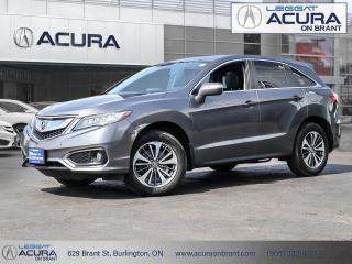 Used 2018 Acura RDX Elite Acura Certified, Clean Car Fax! for sale in Burlington, ON