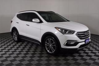 Used 2018 Hyundai Santa Fe Sport 2.0T Limited AWD | COOLED LEATHER SEATS | NAVI | PANORAMIC MOONROOF for sale in Huntsville, ON