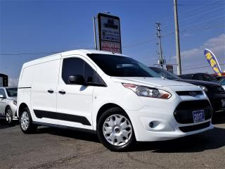 Used 2017 Ford Transit Connect No Accidents| XLT w-Dual Sliding Doors| Certified for sale in Brampton, ON
