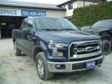 Photo of Blue 2016 Ford F-150