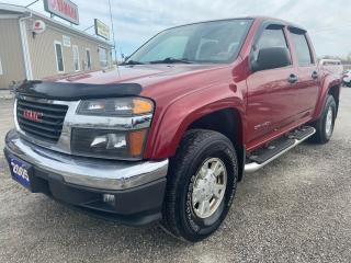 Used 2004 GMC Canyon SLE for sale in Tilbury, ON