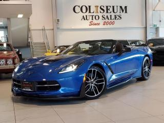 Used 2015 Chevrolet Corvette Z51 2LT for sale in Toronto, ON