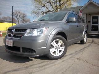 Used 2012 Dodge Journey SE Plus for sale in Oshawa, ON