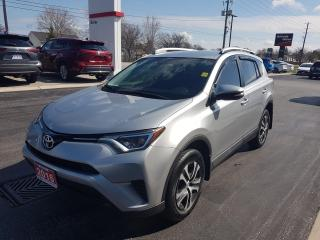 Used 2016 Toyota RAV4 LE for sale in Sarnia, ON
