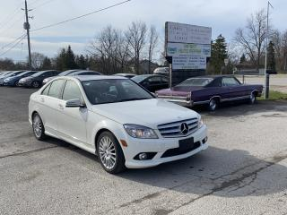 Used 2010 Mercedes-Benz C-Class C 250 for sale in Komoka, ON