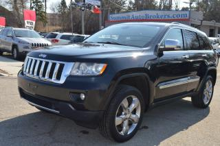 Used 2011 Jeep Grand Cherokee Overland for sale in Richmond Hill, ON