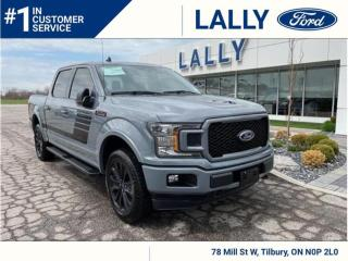 Used 2019 Ford F-150 XLT, Appearance , Nav, 5.0L!!! for sale in Tilbury, ON