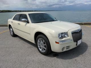 Used 2010 Chrysler 300 Limited AWD Low K's Heated Leather Sun Roof  Nav for sale in Belle River, ON