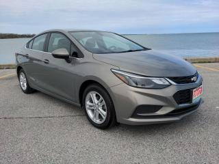 Used 2017 Chevrolet Cruze LT Auto Heated Seats Bluetooth Backup Cam OnStar for sale in Belle River, ON