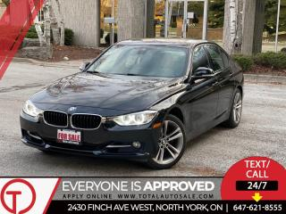 Used 2013 BMW 3 Series //M SPORT | NAVI | BACK UP CAMERA for sale in Burlington, ON