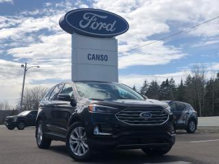 New 2021 Ford Edge Titanium AWD for sale in Port Hawkesbury, NS