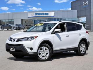 Used 2014 Toyota RAV4 LE for sale in Hamilton, ON