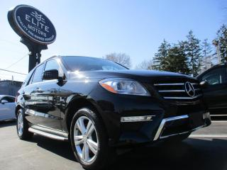 Used 2012 Mercedes-Benz ML-Class 4MATIC 4dr ML 350 for sale in Burlington, ON