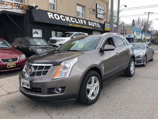 Used 2011 Cadillac SRX AWD 4dr 3.0 Performance for sale in Scarborough, ON
