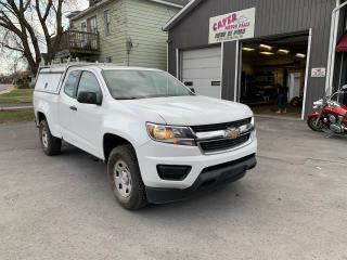 Used 2017 Chevrolet Colorado BASE for sale in Cornwall, ON