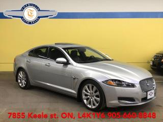 Used 2012 Jaguar XF Portfolio w/Sport Pkg, 2 Years Warranty for sale in Vaughan, ON
