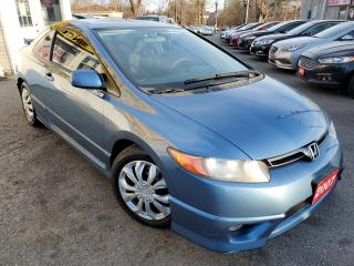 Used 2007 Honda Civic LX/FOGLIGHTS/SPOILER/BODYKIT/CLEAN for sale in Scarborough, ON