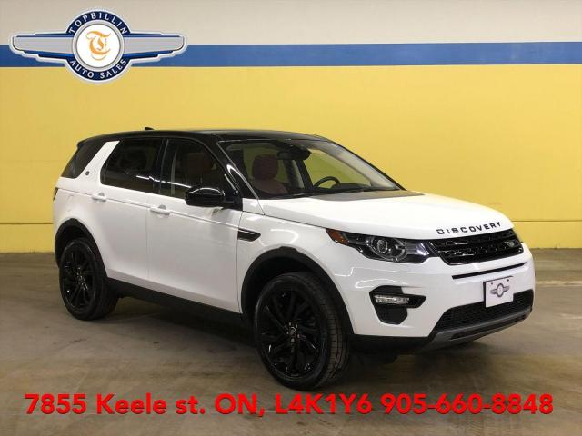 2017 Land Rover Discovery Sport HSE LUXURY, Navi, Pano Roof, B Cam