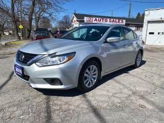 Used 2016 Nissan Altima Automatic/Bluetooth/Bckup Camera/Certified for sale in Scarborough, ON