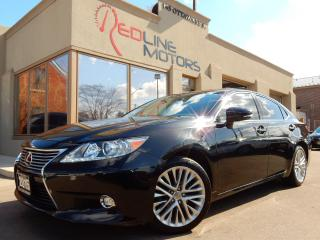 Used 2015 Lexus ES 350 Executive.Navi.Camera.BlindSpot.ParkAssist.LowKms for sale in Kitchener, ON