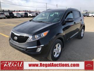 Used 2015 Kia Sportage LX 4D Utility AWD 2.4L for sale in Calgary, AB