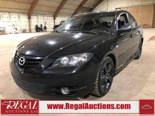 Used 2004 Mazda MAZDA3 4D Sedan FWD for sale in Calgary, AB