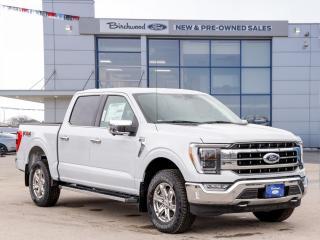 New 2021 Ford F-150 LARIAT 1.49% APR | 502A | CHROME | FX4 | NAV | for sale in Winnipeg, MB