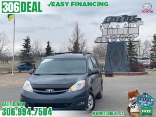 Used 2010 Toyota Sienna LE for sale in Warman, SK