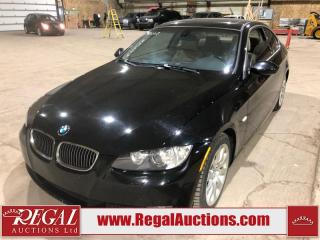 Used 2007 BMW 3 Series 328I 2D Coupe RWD for sale in Calgary, AB