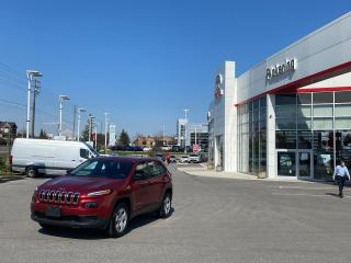 Used 2017 Jeep Cherokee Sport for sale in Pickering, ON