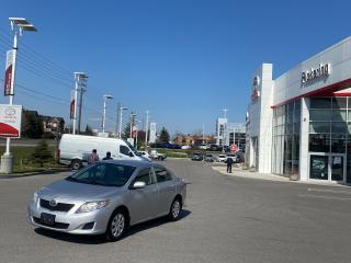 Used 2009 Toyota Corolla CE (A4) for sale in Pickering, ON