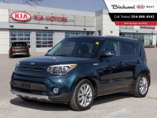 Used 2018 Kia Soul EX for sale in Winnipeg, MB