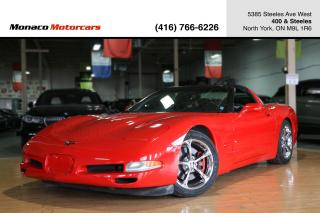 Used 1998 Chevrolet Corvette COUPE TARGA 5.7L V8 - LS1|CORSA EXHAUST|400HP for sale in North York, ON