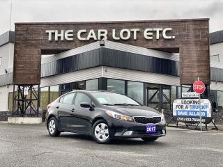 Used 2017 Kia Forte LX for sale in Sudbury, ON