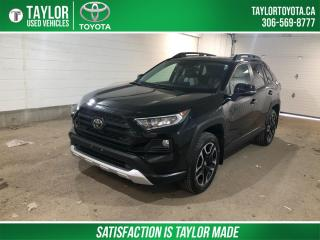 Used 2019 Toyota RAV4 Trail TRAIL PACKAGE for sale in Regina, SK