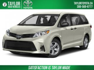Used 2020 Toyota Sienna XLE 7-Passenger LIMITED for sale in Regina, SK