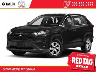 New 2021 Toyota RAV4 LE for sale in Regina, SK
