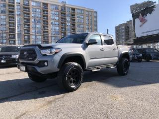 Used 2018 Toyota Tacoma V-6 engine, remote keyless entry, for sale in North York, ON