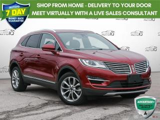 Used 2018 Lincoln MKC Select Navigation | Leather | Sunroof!! for sale in Oakville, ON