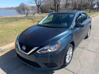 Used 2016 Nissan Sentra 1.8 SV for sale in Roxboro, QC