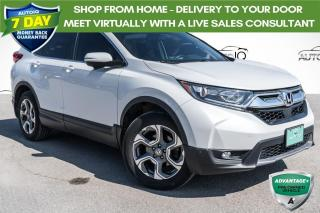 Used 2019 Honda CR-V EX-L ONE OWNER!! LEATHER!! for sale in Barrie, ON