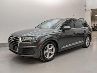 Used 2017 Audi Q7 TECHNIK/DYNAMIC PKG/LUXURY PKG/S LINE! for sale in Toronto, ON