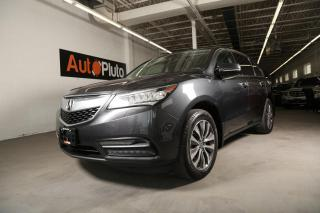 Used 2015 Acura MDX SH-AWD 4dr Tech Pkg for sale in North York, ON