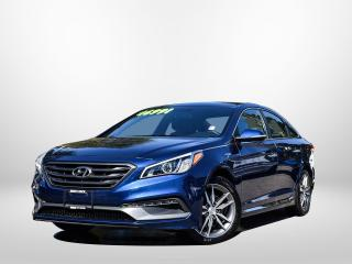 Used 2015 Hyundai Sonata 2.0T for sale in Surrey, BC